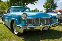 Personal luxury car Lincoln Continental Mark II. Royalty Free Stock Photos