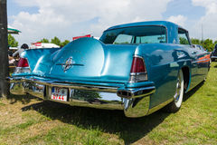 Personal luxury car Lincoln Continental Mark II. Stock Images