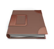 Personal organiser. On white background. 3d illustration Stock Photography