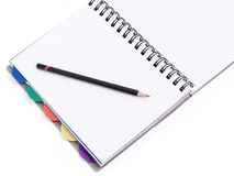 Personal organizer Stock Photography