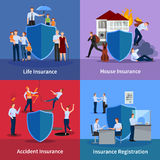 Personal And Property Insurance Royalty Free Stock Photography