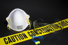 Personal Protective Equipment royalty free stock photos