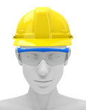 Personal protective equipment Stock Image