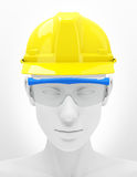 Personal protective equipment Stock Photography
