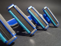 Personal Razors Stock Photography