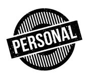 Personal rubber stamp Royalty Free Stock Photo