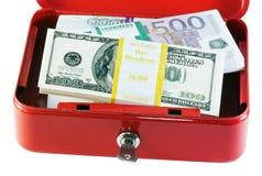 Personal savings Stock Images