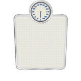 Personal scales Stock Images