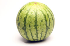 Personal size watermelon Royalty Free Stock Photos