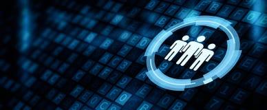 Personal Stunden-Management Einstellungs-Besch?ftigungs-Konzept stockfotografie