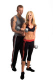 Personal Trainer stock photos
