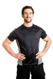 Personal Trainer Royalty Free Stock Photos