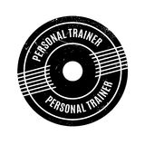 Personal Trainer rubber stamp Royalty Free Stock Photos