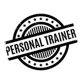 Personal Trainer rubber stamp Stock Photos