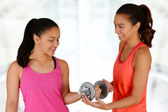Personal Training Stock Images