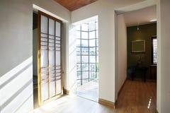 Personal villa interiors Royalty Free Stock Image