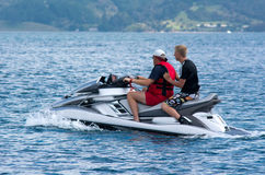 Personal Water Craft Royalty Free Stock Photography