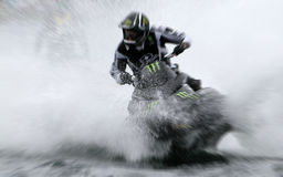 Personal Watercraft Racing Royalty Free Stock Photos