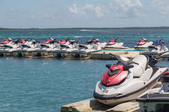 Personal Watercraft for Rent Royalty Free Stock Images