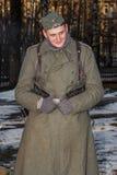 Personale militare tedesco. Fotografia Stock Libera da Diritti