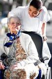 Personales médicos Fotografía de archivo libre de regalías