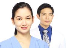 Personales médicos Fotos de archivo libres de regalías