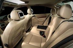 Personalização do interior do carro do desenhador imagem de stock royalty free