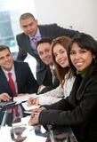 Personalsitzung Lizenzfreies Stockfoto