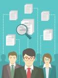 Personalwesen-Management Stockbild