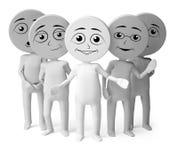 Personas Imagen de archivo libre de regalías