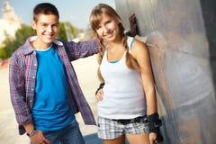Personas adolescentes Foto de archivo libre de regalías