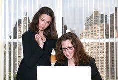 Personas corporativas Fotografía de archivo