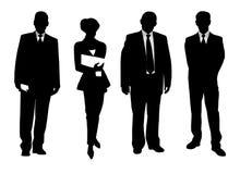 Personas del asunto libre illustration