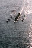Personas del Rowing Fotografía de archivo libre de regalías