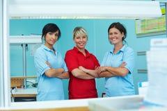 Personas médicas Imagen de archivo