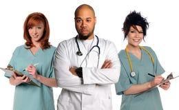 Personas médicas Foto de archivo