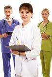Personas médicas Imágenes de archivo libres de regalías
