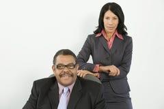 Personas multiculturales del asunto Foto de archivo libre de regalías
