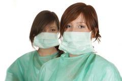 Personas quirúrgicas Imagen de archivo libre de regalías
