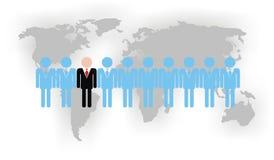 personas (vector) foto de archivo libre de regalías