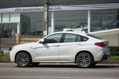Personbil BMW X4 Royaltyfria Foton