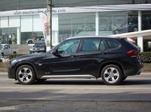Personbil BMW X1 Arkivfoton