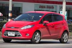 Personbil Ford Fiesta, sjätte utveckling Royaltyfri Fotografi