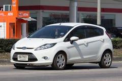 Personbil Ford Fiesta, sjätte utveckling Royaltyfri Bild
