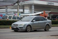 Personbil Ford Focus Arkivbilder