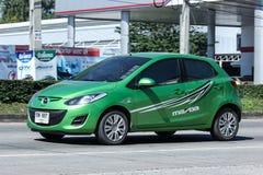 Personbil Mazda 2 Royaltyfri Foto