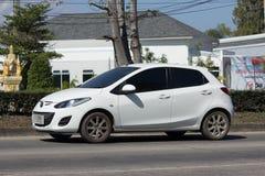 Personbil Mazda 2 Arkivfoton