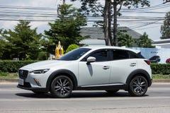 Personbil Mazda CX-3, cx3 Royaltyfri Foto