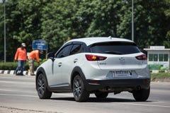 Personbil Mazda CX-3, cx3 Royaltyfria Bilder