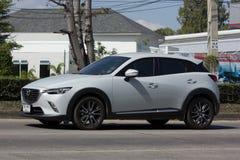 Personbil Mazda CX-3, cx3 Royaltyfria Foton